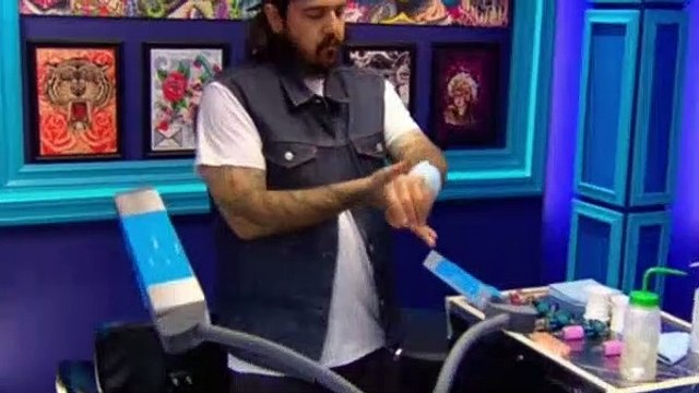 Ink Master Season 11 Episode 15 Prelude to a Bloodbath