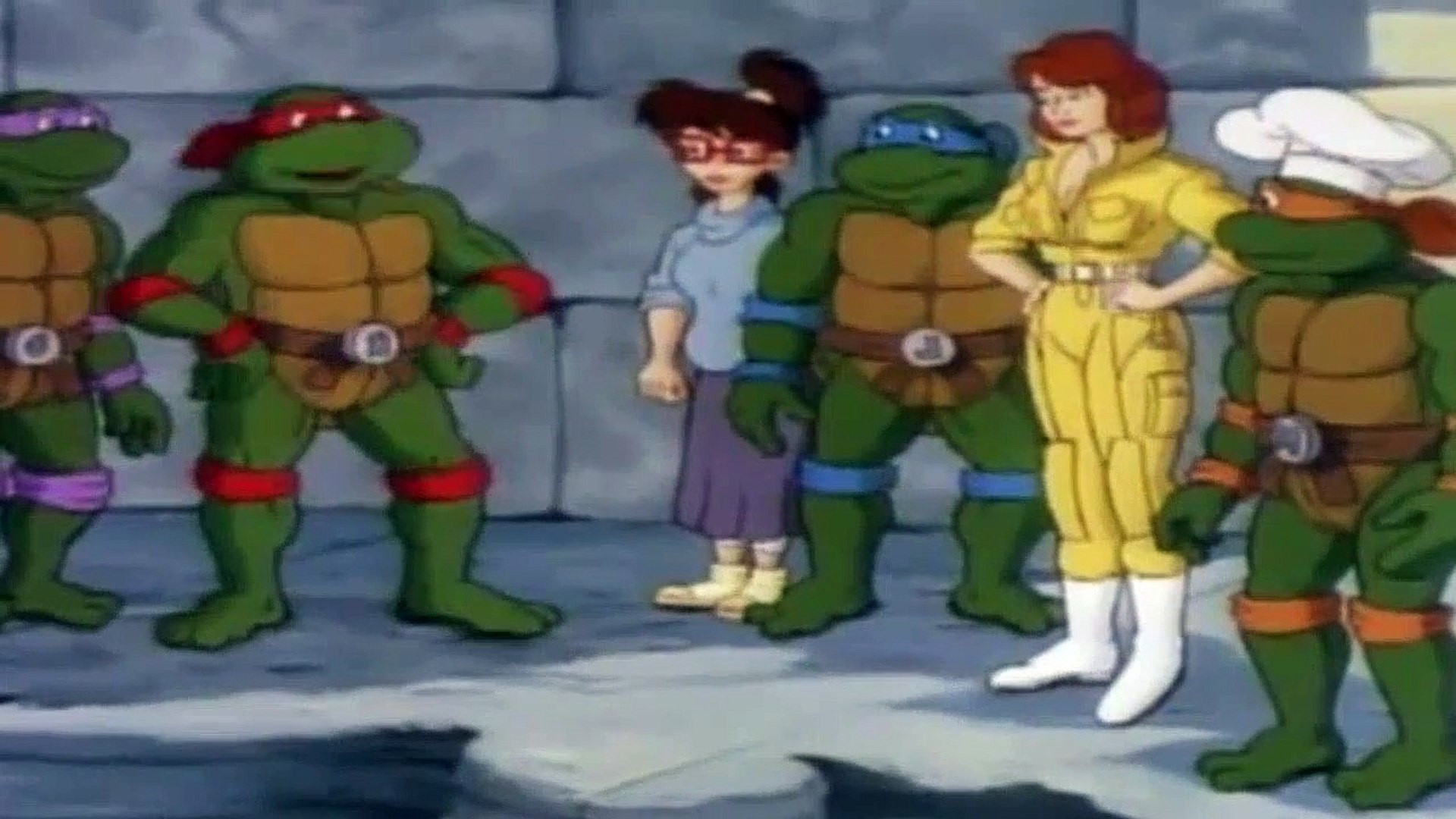 Teenage Mutant Ninja Turtles Season 4 Episode 1 Plan Six From Outer Space
