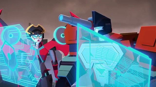 S02E01   Transformers: Cyberverse Season 2 Episode 1 - English Subtitle
