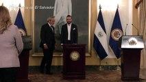 El Salvador instala comisión contra corrupción con ayuda de OEA