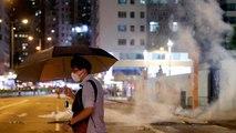 احتجاجات هونغ كونغ تتواصل على الرغم من سحب قانون الترحيل الذي أذكى شعلة المظاهرات