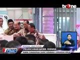 Jokowi Resmikan Pabrik & Produk Mobil Esemka