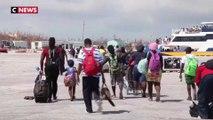 Dorian : les Bahamas tentent de se relever