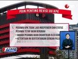 Poin Penting Revisi UU KPK