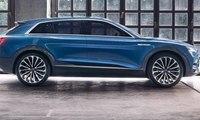 Audi تطلق أولى سياراتها الكهربائية