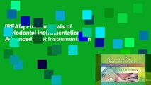 [READ] Fundamentals of Periodontal Instrumentation and Advanced Root Instrumentation