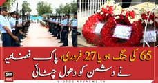 Pakistani nation observes Air Force Day today