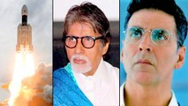 Bollywood Celebs Heartfelt Reaction To Chandrayaan-2 Failure