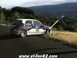 Rallye best of glisse et crash