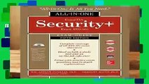 [READ] CompTIA Security+ All-in-One Exam Guide, Fifth Edition (Exam SY0-501)