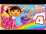 Dora the Explorer: Dora Saves the Crystal Kingdom Part 4 (Wii, PS2) Butterfly Caves