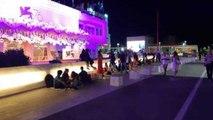 FridaysForFuture occupa il carpet di Venezia76: le voci della protesta