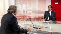 Michel Platini revient sur son déjeuner à l'Élysée