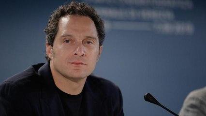 Claudio Santamaria: 'Accettare le differenze… ecco la nuova evoluzione umana'