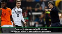"""Allemagne - Löw : """"Un résultat logique"""""""