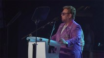 Des timbres à l'effigie d'Elton John
