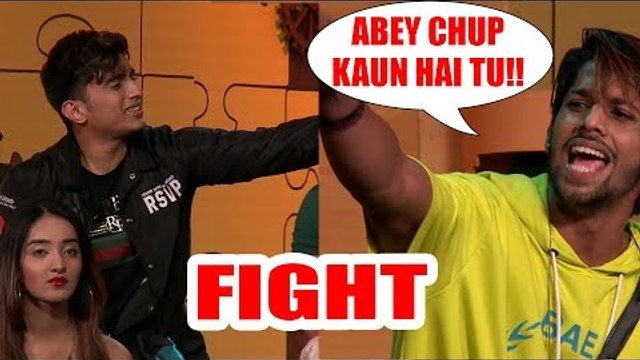 Ace of Space 2: Fight between Baseer Ali and Salman |Jay Bhanusali  to enter