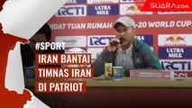 Dibantai Iran U-19 2-4, Pelatih Timnas Indonesia U-19 Tetap Puas