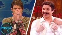 Another Top 10 Breaking Character Moments on Saturday Night Live