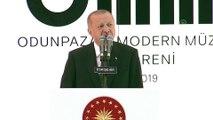 Cumhurbaşkanı Erdoğan: 'Kimliğimizi kaybettiğimizde geriye hiçbir şeyimiz kalmaz' - ESKİŞEHİR