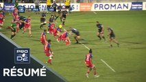 PRO D2 - Résumé Provence Rugby-Grenoble: 17-26 - J03 - Saison 2019/2020