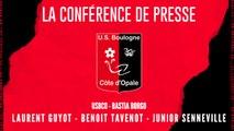 [NATIONAL] J6 Réactions après match USBCO - Bastia Borgo