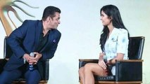 Salman Khan, Katrina Kaif bond clearly seen; Watch Video | FilmiBeat