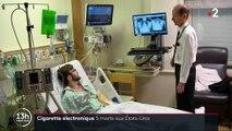 Cigarette électronique : cinq morts recensés aux États-Unis