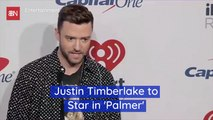 Justin Timberlake Gets Back Into Movie Making