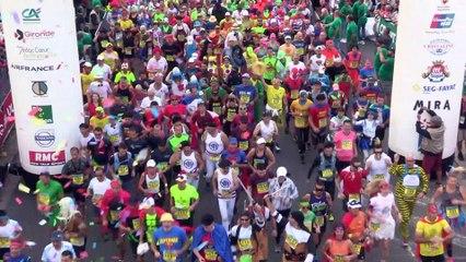 Marathon du Medoc 2019 - Replay départ