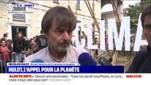 """Nicolas Hulot sur le climat: """"Il faudrait que la communauté internationale parle d'une même voix"""""""