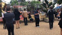 La place Molière groove au son de la street party de Radio Kaizman