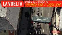 Ultimo kilómetro / Last kilometer - Étape 14 / Stage 14 | La Vuelta 19