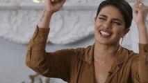 Priyanka Chopra Reveals Her Movie Scene That Make Nick Jonas Cry