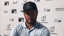 Open de Bretagne - Interview de Damien Perrier