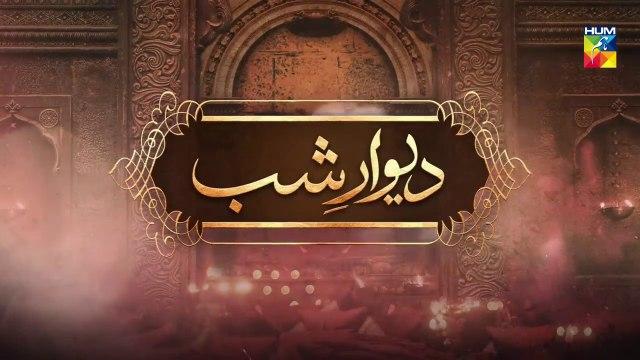Deewar e Shab Epi 14 Promo HUM TV Drama