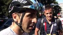 """Tour d'Espagne 2019 - Max Richeze : """"It was too hard for Jakobsen"""""""
