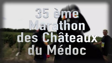 Bande annonce Film Marathon du Medoc 2019 - rdv vendredi 13 dec à 20 h sur dailymotion / trailer Medoc Marathon 52 mn official movie 2019. On line on 13th of december 8pm on dailymotion