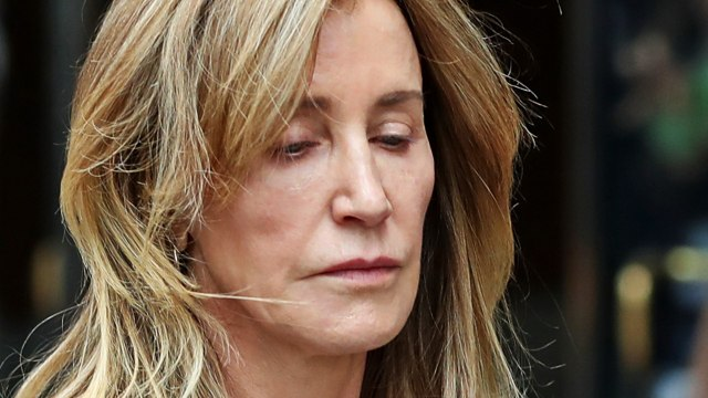 Felicity Huffman Pleads With Judge For No Jail Time