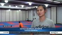 Ceyco Georgia, Karateka Cantik Andalan Indonesia