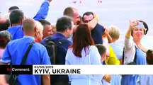 Russia and Ukraine carried out a long-awaited prisoner swap