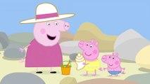 Peppa Pig Français - Excursion en montagne - Rentrée des classes - Dessin Animé