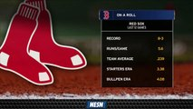 Red Sox Have Been On Fire Recently As They Fight For Postseason Berth
