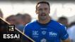 TOP 14 - Essai Thomas COMBEZOU (CO) - Castres - Bordeaux-Bègles - J3 - Saison 2019/2020
