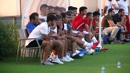 Futbol: Hazırlık maçı - Antalyaspor: 0 - Alanyaspor: 0 - ANTALYA