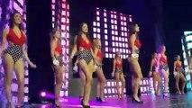 Miss Lorraine 2019 : les Miss défilent en maillot de bain