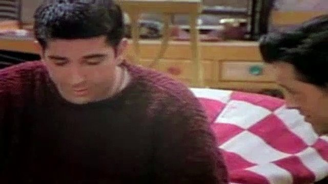 Friends Season 1 Episode 15 The Stoned Guy