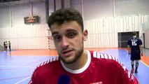 Thomas Caviglia recrue du MHB après Martigues Montpellier