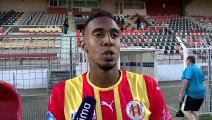 Mathieu Saidou défenseur du FCM après Martigues Grasse
