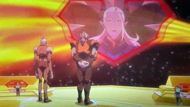 VOLTRON Legendary Defender Season 6 Episode 1 - Omega Shield